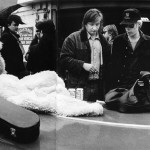 Drifting Clouds Cinema Blog: Aki Kaurismaki & Jim Jarmusch on the set of Leningrad Cowboys Go America