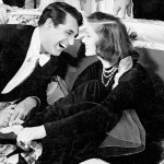 Cary Grant with Katharine Hepburn