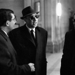 "Drifting Clouds Cinema: ""Claude Chabrol, Jean-Pierre Melville & Jean-Luc Godard"""